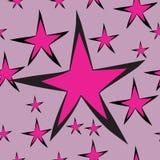 Seamless pattern with stars. Modern stylish texture.Geometric. Seamless pattern. Modern stylish texture.Geometric tiles. Vector illustration Royalty Free Stock Image