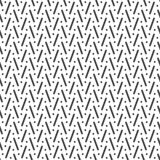Seamless pattern of sticks and dots. Vector illustration. Good quality. Good design royalty free illustration