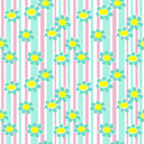 Seamless pattern striped background Stock Image