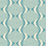Seamless pattern with striped shapes Stock Images