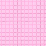 Seamless pattern of the stylised hand-drawn small pink cells wit vector illustration