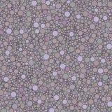 Abstract seamless pattern small circles texture background. Seamless pattern. Stylish polka dot texture vector illustration