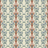 Seamless pattern stylized the ancient Roman Royalty Free Stock Photos