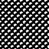 Seamless Pattern with X Symbols stock illustration