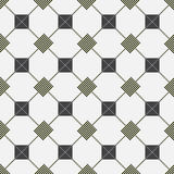 Seamless pattern - tartan gray Stock Image