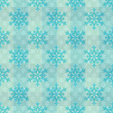 Seamless Pattern Texture. Seamless texture background with snowflakes for Christmas and other celebrations Royalty Free Stock Photos
