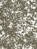 Seamless pattern with texture of crumpled paper. Brown and white colors. Abstract background. Ink and brush. Hand drawn. Vector illustration Royalty Free Stock Images