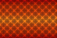 Seamless pattern texture on gradient background Stock Images