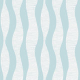 Seamless pattern. Texture of pastel wavy diagonal stripes. Stylish abstract background Stock Photography