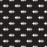 Seamless pattern of three diamonds in a checkerboard pattern. Stock Image