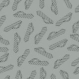 Seamless pattern with ties Royalty Free Stock Photos
