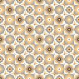 Seamless pattern tile design Stock Photos