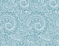 Seamless  pattern with traditional oriental ornament Royalty Free Stock Images