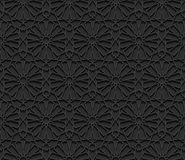 Seamless pattern with traditional ornament Royalty Free Stock Photography