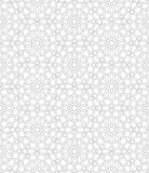 Seamless pattern with traditional ornament Stock Images