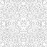 Seamless pattern with traditional ornament Stock Photography