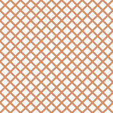 Seamless pattern with trendy stylish cell gingham in coffee colors Stock Photo