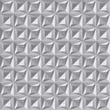 Seamless pattern of triangles - vector background Stock Photography