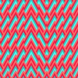 Seamless pattern with tribal fashion. Abstract background. Stock Photos