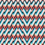 Seamless pattern with tribal fashion. Abstract background. Stock Images