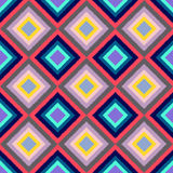 Seamless pattern tribal Stock Images