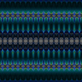 Seamless pattern turquoise purple Stock Photography