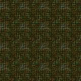 Seamless pattern of unusual illustration of irregular stones Royalty Free Stock Photo