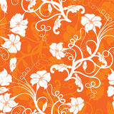 Seamless pattern, vector. Seamless floral pattern, vector illustration Stock Image