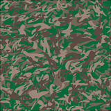 Seamless pattern. Vector. Camouflage. Seamless pattern. Vector illustration Royalty Free Stock Photo