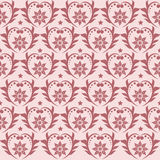 Seamless pattern vector Stock Photos