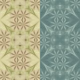 Seamless pattern vector background Stock Images