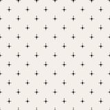 Seamless Pattern Vector Background Tiles or Fabric with Crossed stock illustration