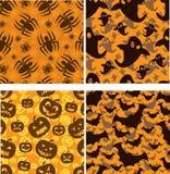 Seamless pattern. Vector illustration. Royalty Free Stock Image
