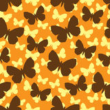 Seamless pattern. Vector illustration. Royalty Free Stock Images