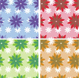 Seamless pattern. Vector illustration. Stock Photography