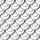 Seamless pattern vector illustration Stock Images