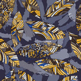 Seamless pattern. royalty free illustration