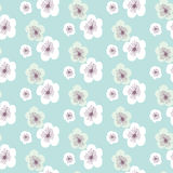 Seamless pattern of vector Stock Image