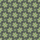 Seamless pattern with vegetal motives. Royalty Free Stock Image