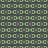 Seamless pattern with vegetal motives. Stock Image