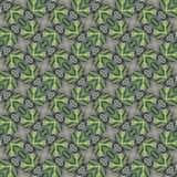 Seamless pattern with vegetal motives. Royalty Free Stock Photo