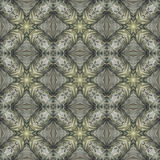Seamless pattern with vegetal motives. Stock Photography