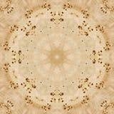 Seamless pattern, veneer poplar root Stock Photos