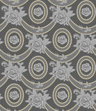 Seamless pattern victorian Stock Photography