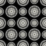 Seamless pattern. Vintage decorative elements. beautiful background Royalty Free Stock Photo