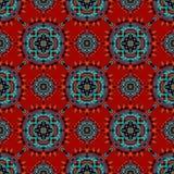 Seamless pattern. Vintage decorative elements. beautiful background Royalty Free Stock Photos
