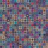 Seamless pattern. Vintage decorative elements. Hand drawn backgr Royalty Free Stock Photography