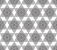 Seamless pattern. Vintage decorative elements Royalty Free Stock Photography