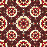 Seamless pattern. Vintage decorative elements. Hand drawn background. (vector eps 10 Stock Photo