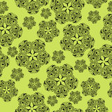 Seamless pattern. Vintage decorative elements. Perfect for printing on fabric or paper Stock Photos